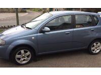 ****** Chevrolet Kalos car for sale**** SOLD deposit paid