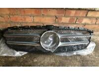 Mercedes C class AMG W205 genuine grill