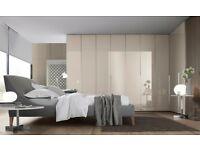Superior fitted wardrobes and bedrooms, dressing rooms and walk in wardrobes throughout London & UK