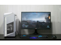 Intel ASUS GT 1030 Gaming PC Desktop 4GB DDR4 Win10 Home 4 Year Warranty