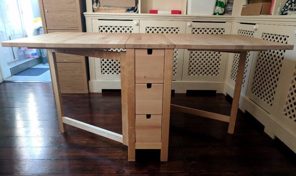 NORDEN table from IKEA