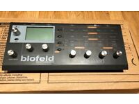 Waldorf Blofeld desktop synthesizer with License SL activation.