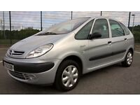 2003 (53) Citreon Xsara Picasso 1.6 5-door MPV
