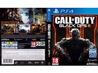 Call of duty black ops 3 PS4 NEW