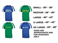 LOGO'D TOPS (SUIT OLD FIRM FANS) BETFRED SEMI PRICE DROP