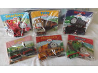 Job lot of thomas the tank engines and books
