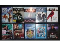Job Lot DVDs. 12 Various Films Ideal Car Boot Sale Stock