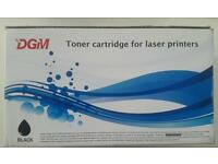 Dgm cartridge for color laser jet printers new compatable with cp1215