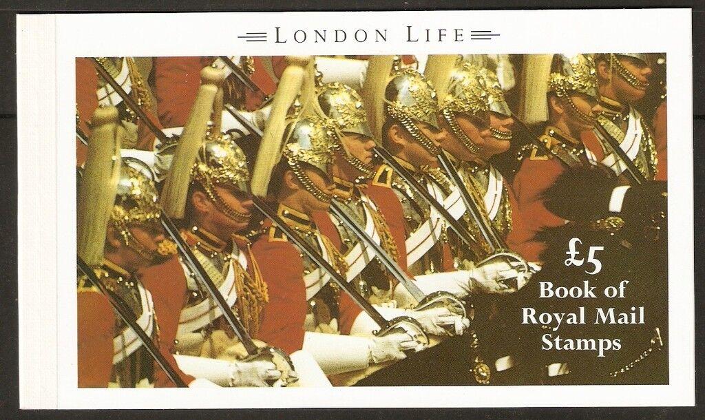 GB SGDX11 1990 LONDON LIFE PRESTIGE BOOKLET