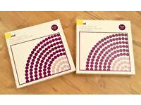 "2 x Zonal 675 Professional Audio Reel To Reel Tapes (10.5 "" Reel, 1"" Tape)"