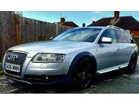 Audi a6 2.7tdi allroad swap caddy