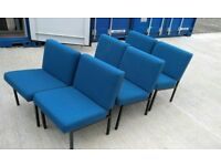 sets of 4 office chairs £65 per set One Day Sale Only