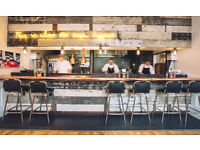 Restaurant Manager wanted for all day neighbourhood restaurant, 5 mins from Victoria