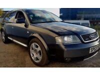 2003 [53] Audi A6 2.5 TDI Allroad [4X4] SAT NAV - TIMING BELT/SERVIVE/MOT JUST DONE PART EX WELCOME