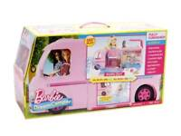 Barbie dream camper van - New (see details)