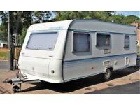 2004 ADRIA ALTEA 502 DK, 5 BERTH - FIXED BUNKS & FULL SIZE AWNING - READY TO GO - BARGAIN!