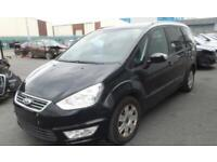 Ford Galaxy. Passenger front Door. Breaking spares parts