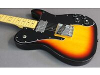 electric guitar Squier Vintage Modified Telecaster Custom