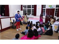 Kids Entertainer & Magician | Children's Parties in London