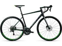 Brand new cube attain disc racer bike, not cannondale, specialized, trek Scott