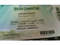 British Summer Time Tickets
