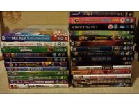 MIX OF DVDs X 26 . Good as New £2.50 each. If your reading this they will still be for sale