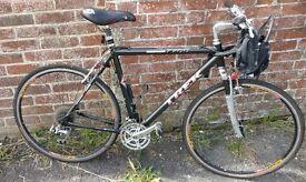 Trek Multitrack Hybrid Bike Large Frame