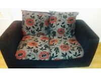 3 seater and 2 seater good as new sofas