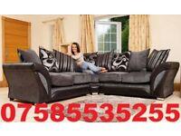 Luxury Corner Sofa Set-Left or Arm-Right Arm