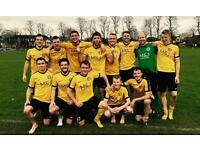 Surbiton Eagles Men's Football team 11 aside seeks players