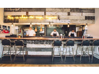 Fulltime Waiters/Waitress's Wanted for Busy Central London Restaurant, 5 min from Victoria