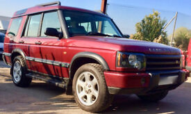 landrover discovery td5 diesel spares /parts no keys