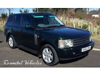Range Rover Vogue 4.4 V8 LOTS OF HISTORY GORGEOUS BIG CAR , mot April 2018, 2 keys , just serviced !