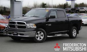 2015 Ram 1500 CREW! HEMI! 4X4! BACKUP CAM! ONLY 34K!