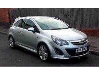 REDUCED! Vauxhall Corsa 1.4 i 16v SXi 3dr