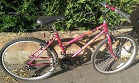 Great condition small ladies/girls bike