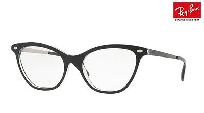 RAY-BAN Glasses Frames RB5360 (2034) Black RRP-£140