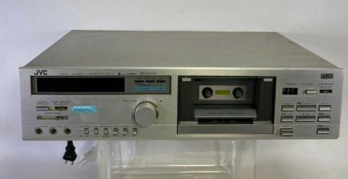 Vintage JVC DD-5J Stereo Cassette Deck Fully Functional