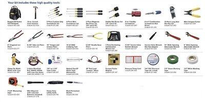 Clc Hvac Tool Kit
