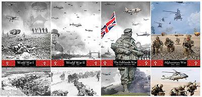 World War Memorial Flag Banner Veteran Tribute Decoration 3 Sizes With 4 Eyelets - Veteran Flag Banner
