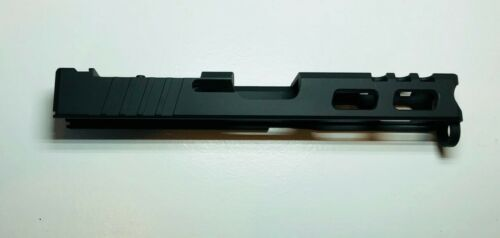 Slide for Glock 19 GEN3 9mm. Black in color - RMR -trijicon and holoson