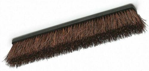 """Palmyra Broom Brush Head 24"""" Natural 4"""" Bristles Plastic Block HARPER 1436P1242"""