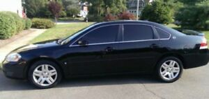 2007 CHEV IMPALA LTZ reduced must drive
