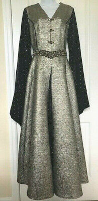 Custom Made Medieval/Renaissance Women's Costume Size 8 Game of Thrones Cercei