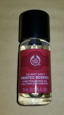 The BODY Shop Home Fragrance Oil FROSTED BERRIES NEW