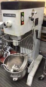60 qt Blakeslee dough mixer