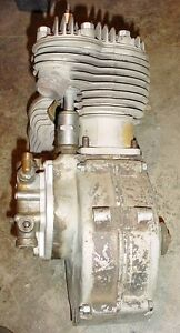 Antique 1934 Indian Sport Scout engine with title & spares London Ontario image 4