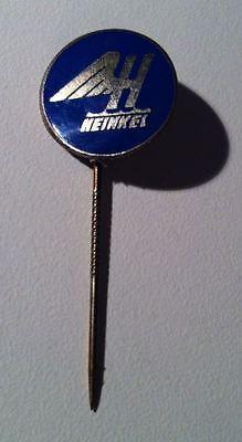 Heinkel Logo Anstecknadel emailliert 1950er [8214]