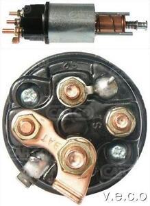 LUCAS TYPE 12V M50 STARTER MOTOR SOLENOID - CARGO 131248 76740 76753 76756 76833