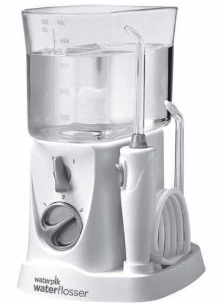 NEW Waterpik NANO Water Flosser Travel Ultra Jet Pick Pik WP